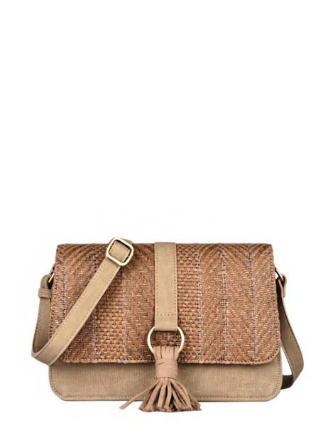 Shoulder Bag Dahlia Woomen Brown dahlia WDAH04