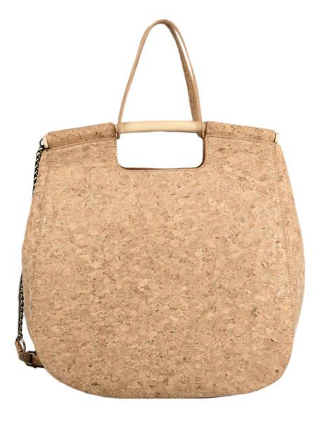 Shoulder Bag Coquelicot Woomen Brown coquelicot WCOL05