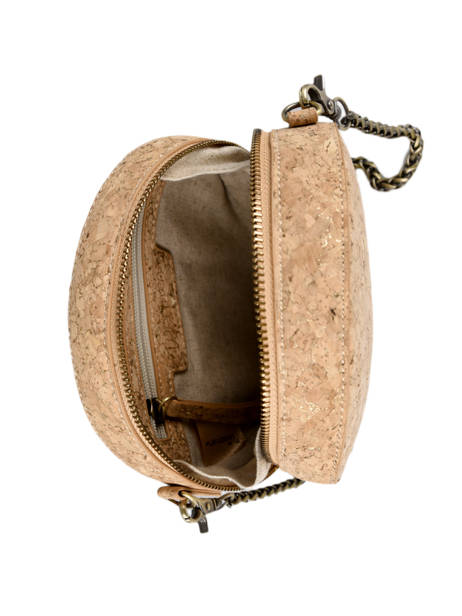 Shoulder Bag Coquelicot Woomen Beige coquelicot WCOL06 other view 4