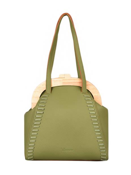 Sac Shopping Glaieul Woomen Vert glaieul WGLA03