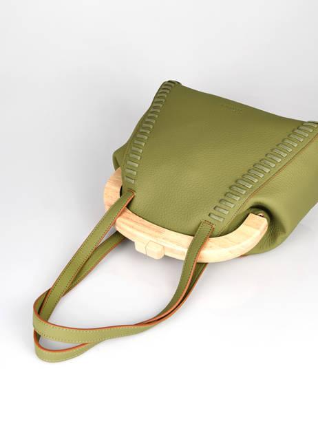 Shoulder Bag Glaieul Woomen Green glaieul WGLA03 other view 2