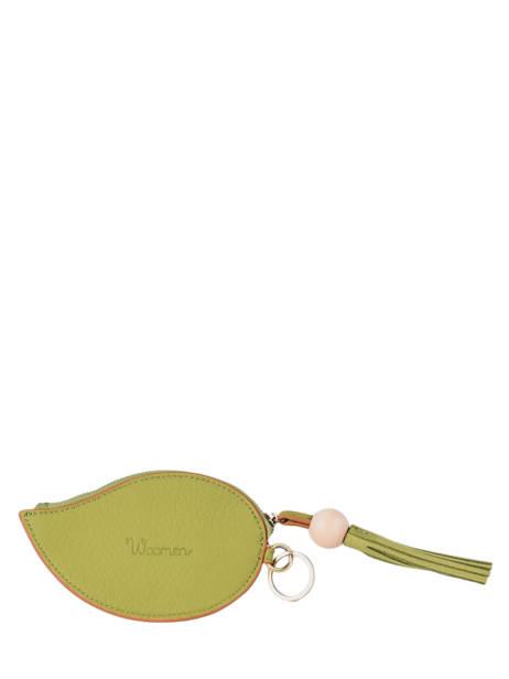 Purse Woomen Green glaieul WGLA92