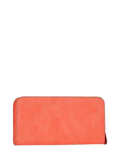 Wallet Woomen Orange acacia WACAC91 other view 2