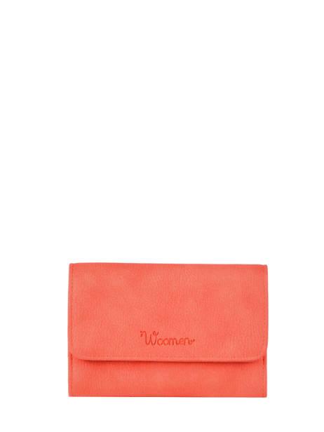 Acacia Wallet Woomen Pink acacia WACAC93
