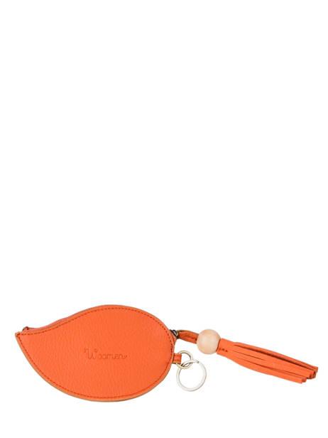 Portemonnee Glaieul Woomen Oranje glaieul WGLA92
