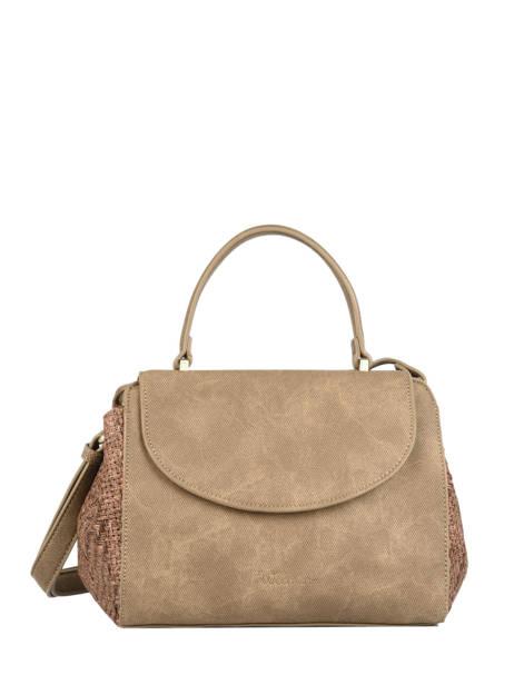 Shoulder Bag Dahlia Woomen Brown dahlia WDAH03