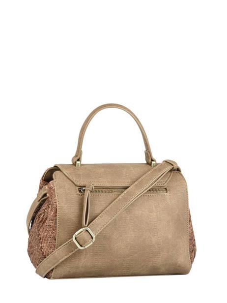Shoulder Bag Dahlia Woomen Brown dahlia WDAH03 other view 3