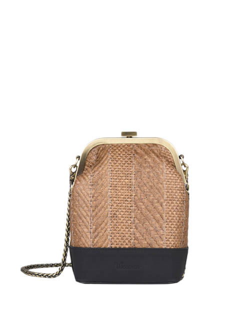 Shoulder Bag Dahlia Woomen Black dahlia WDAH08