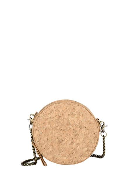 Shoulder Bag Coquelicot Woomen Gold coquelicot WCOL06