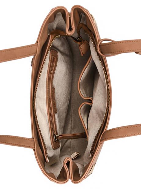 Shoulder Bag Nenuphar Woomen Brown nenuphar WNEN03 other view 5