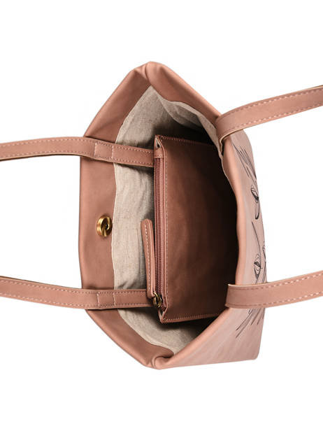Shoulder Bag Lilas Woomen Pink lilas WLILA01 other view 4