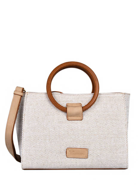 Sac Porté Main Magnolia Recycle Woomen Beige magnolia recycle WMAG2R