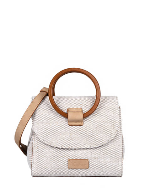 Sac Porté Main Magnolia Recycle Woomen Beige magnolia recycle WMAG1R