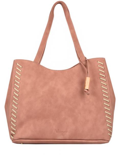 Shoulder Bag Nenuphar Woomen Pink nenuphar WNEN03