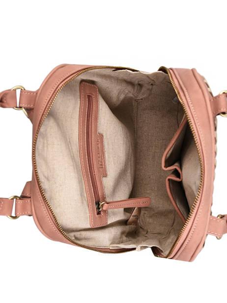 Nenuphar Backpack Woomen Pink nenuphar WNEN02 other view 4