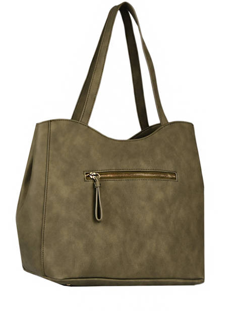 Shoulder Bag Nenuphar Woomen Green nenuphar WNEN03 other view 3