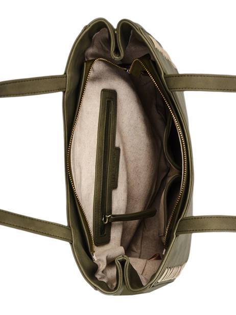 Shoulder Bag Nenuphar Woomen Green nenuphar WNEN03 other view 4