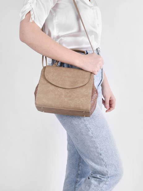 Shoulder Bag Dahlia Woomen Brown dahlia WDAH03 other view 1