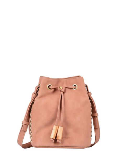 Shoulder Bag Nenuphar Woomen Pink nenuphar WNEN01 other view 1