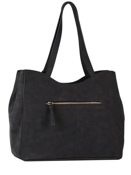 Shoulder Bag Nenuphar Woomen Black nenuphar WNEN03 other view 3