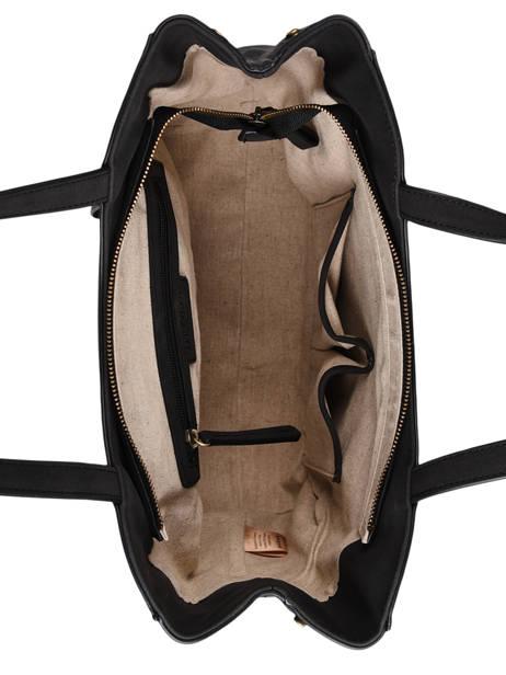 Shoulder Bag Nenuphar Woomen Black nenuphar WNEN03 other view 4