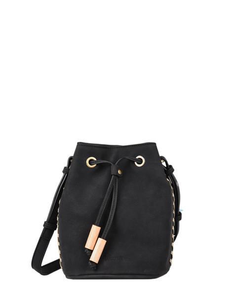 Shoulder Bag Nenuphar Woomen Black nenuphar WNEN01