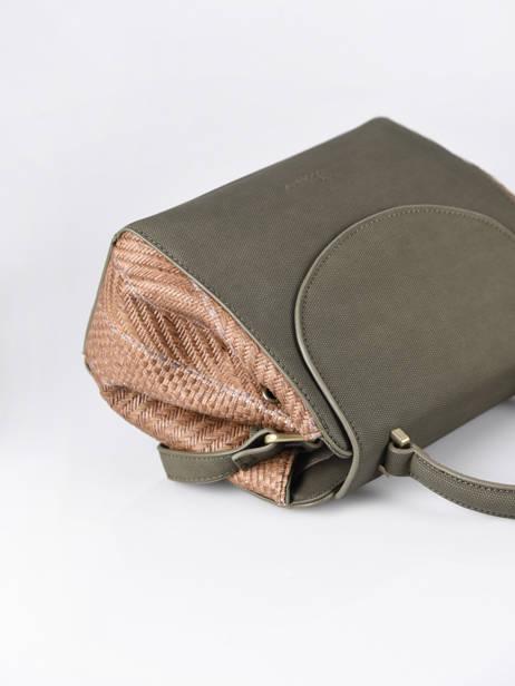 Shoulder Bag Dahlia Woomen Brown dahlia WDAH03 other view 2