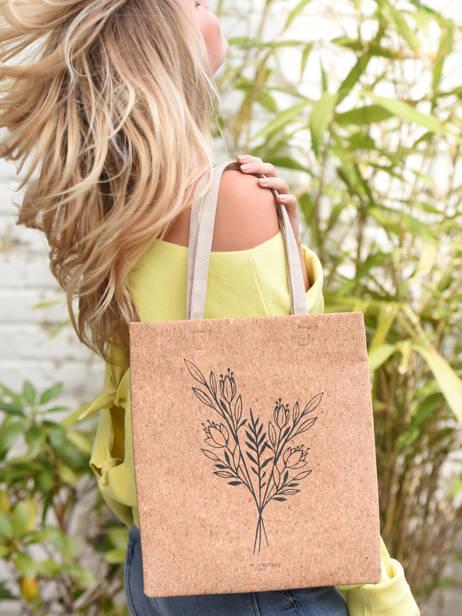 Shoulder Bag Lilas Woomen lilas WLILA02