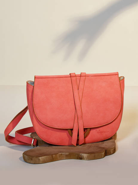 Shoulder Bag Acacia Woomen Pink acacia WACAC06