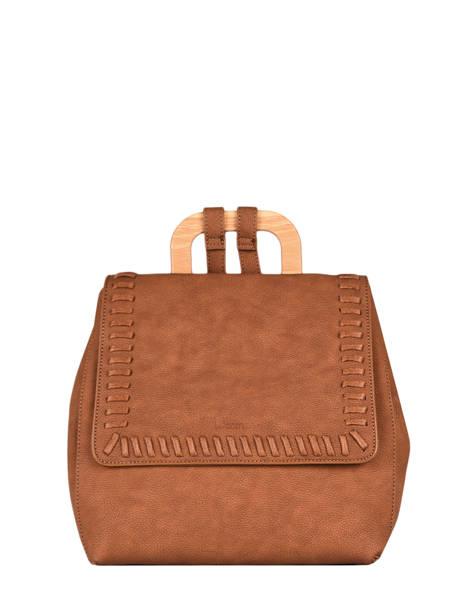 Backpack Woomen Brown gentiane WGEN06