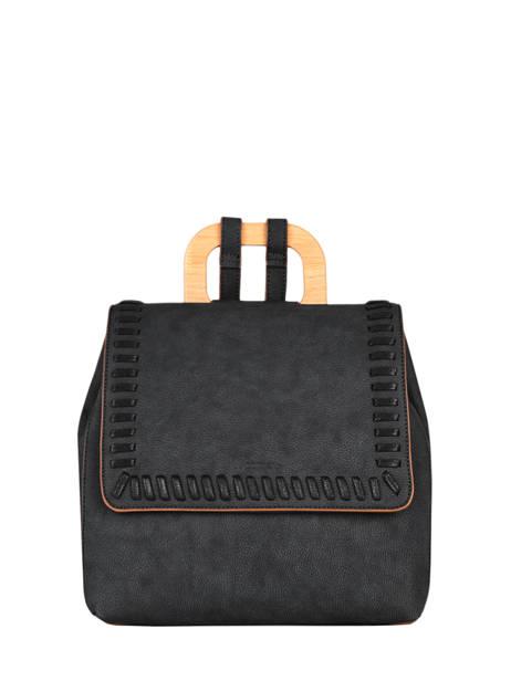 Backpack Woomen Black gentiane WGEN06
