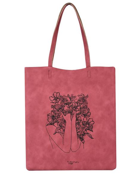 Shoulder Bag Lilas Woomen lilas WLILA01