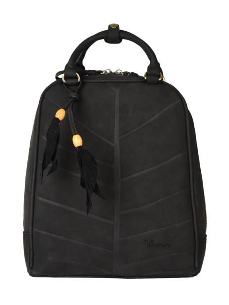 Backpack Woomen Blue nervure WNER02