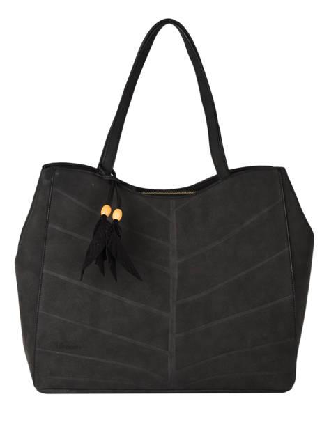 Shopping Bag Nervure Woomen Black nervure WNER03