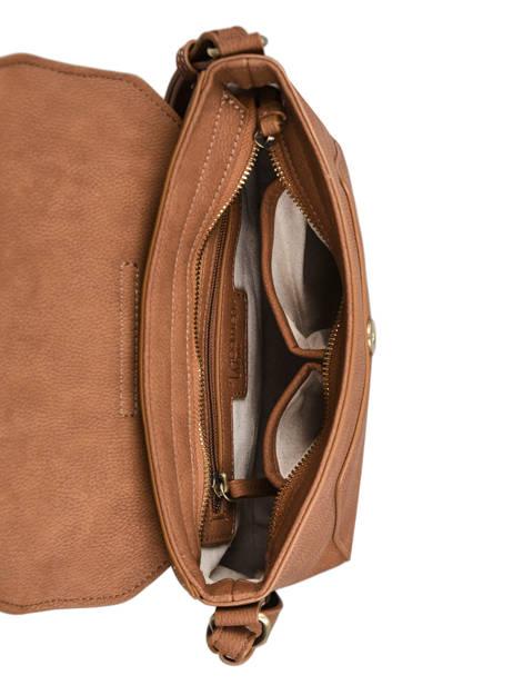 Shoulder Bag Gentiane Woomen Brown gentiane WGEN01 other view 3
