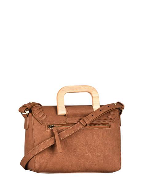 Shoulder Bag Gentiane Woomen Brown gentiane WGEN01 other view 4