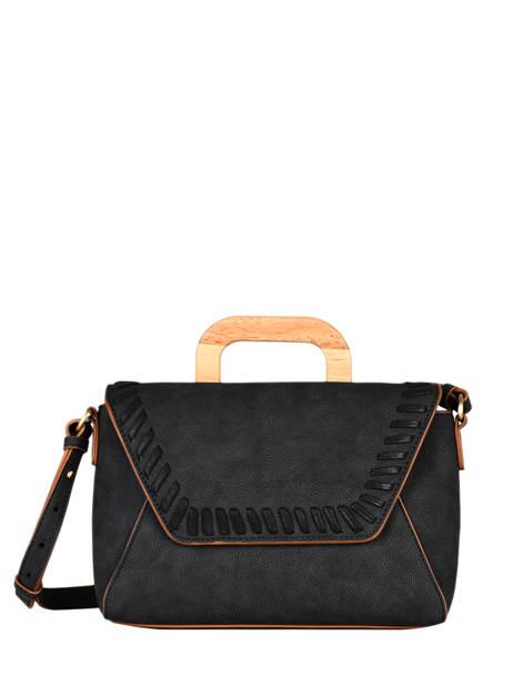 Shoulder Bag Gentiane Woomen Black gentiane WGEN11