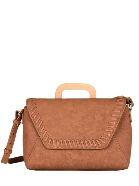 Shoulder Bag Gentiane Woomen Brown gentiane WGEN11