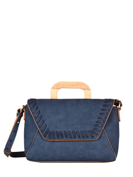Shoulder Bag Gentiane Woomen Violet gentiane WGEN01