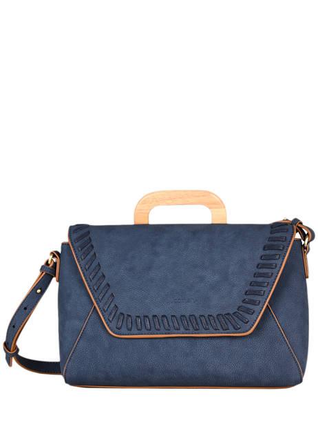 Shoulder Bag Gentiane Woomen Violet gentiane WGEN11