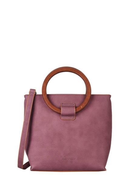 Shoulder Bag Acacia Woomen Violet acacia WACAC10