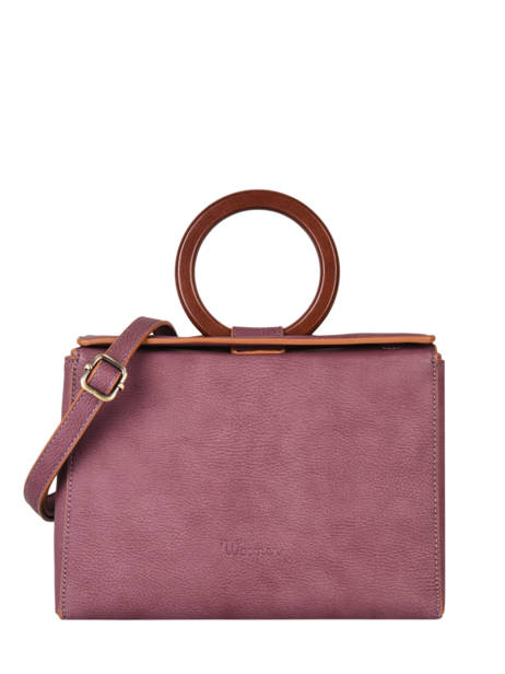 Shoulder Bag Acacia Woomen Violet acacia WACAC12