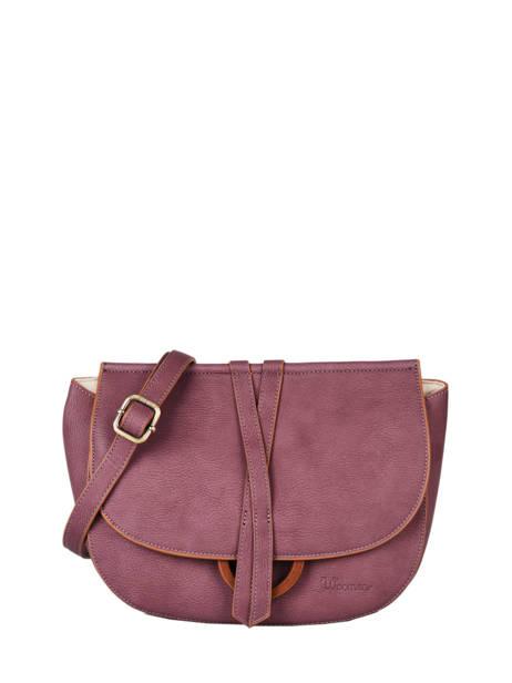 Shoulder Bag Acacia Woomen Violet acacia WACAC06