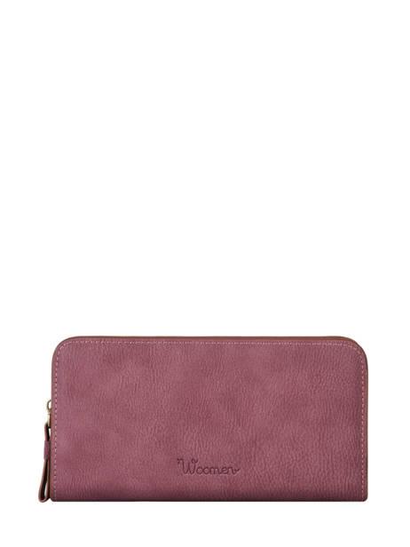 Wallet Woomen Violet acacia WACAC91