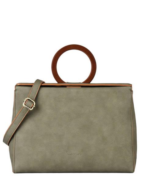 Crossbody Bag Acacia Woomen Gray acacia WACAC11