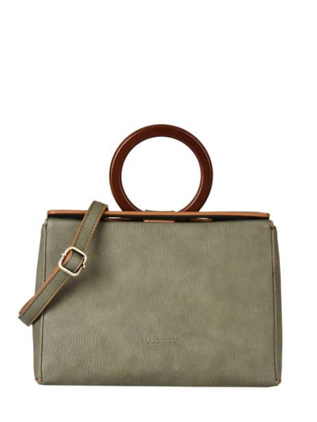 Shoulder Bag Acacia Woomen Green acacia WACAC12