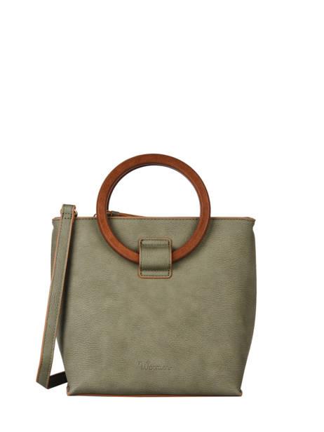 Shoulder Bag Acacia Woomen Green acacia WACAC10