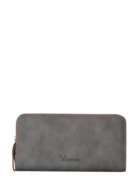 Wallet Woomen Gray acacia WACAC91